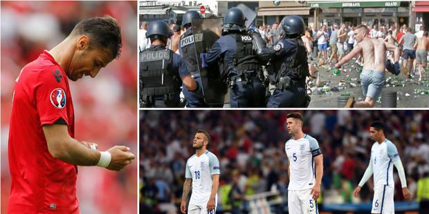 Cana rouge de honte, nouvelles scènes d'horreur et l'Angleterre qui pleure: les 5 infos qu'il ne fallait pas rater ce sa...