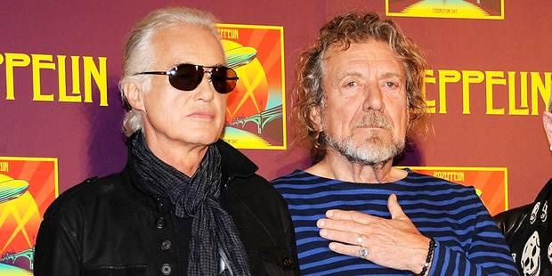 """Led Zeppelin accusé de plagiat pour son mythique """"Stairway to Heaven"""" - La DH"""