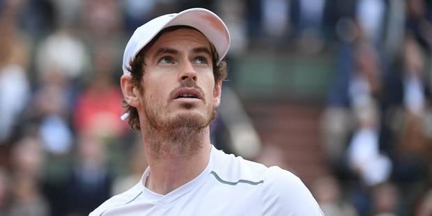 Andy Murray tient son nouveau coach - La DH