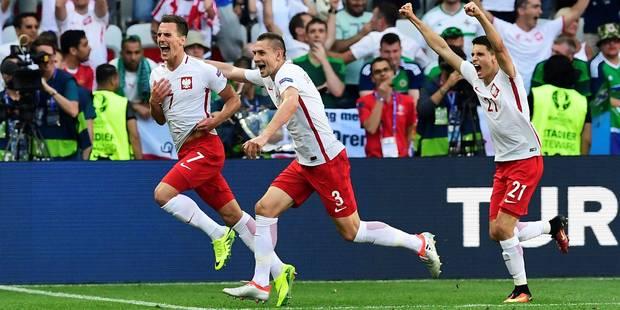 Pas de miracle nord-irlandais face à la Pologne (1-0) - La DH