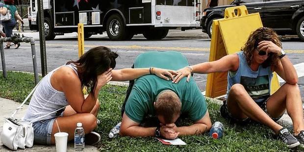 """De Charles Michel au pape, le monde exprime sa """"solidarité"""" après l'horreur d'Orlando (PHOTOS) - La DH"""