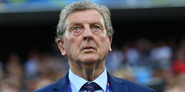"""La presse anglaise pas tendre avec Hodgson: """"Il aurait dû titulariser Vardy"""" - La DH"""