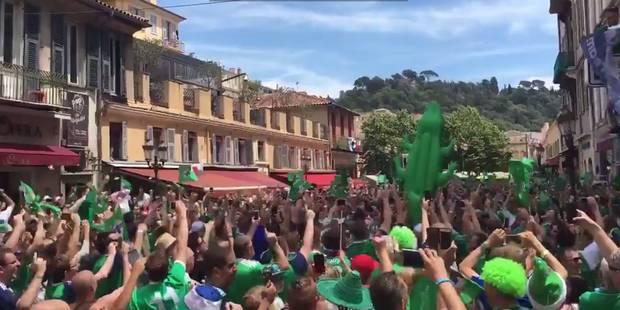 L'ambiance selon les supporters nord-irlandais ! (VIDEO) - La DH