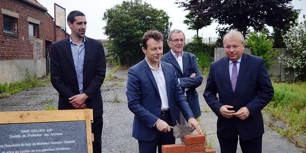Perwez : le refuge le plus coûteux en Belgique ! - La DH