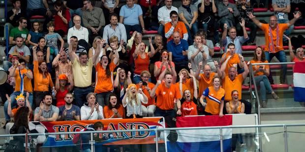 Plus de trois millions de Néerlandais ont regardé Belgique - Italie - La DH