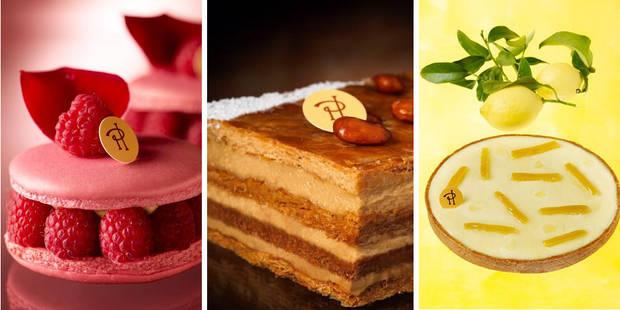 5 gâteaux cultes de Pierre Hermé, meilleur pâtissier du monde - La DH