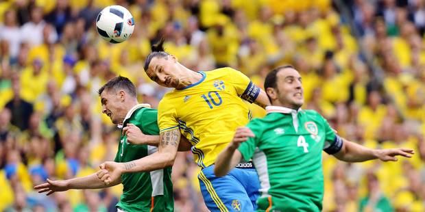 """Ibrahimovic : """"Je peux mieux faire"""" - La DH"""