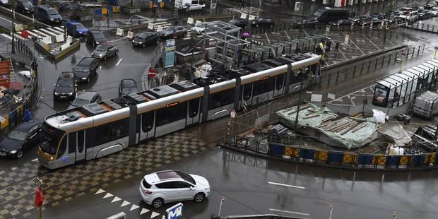 Le tunnel Porte de Hal et le complexe Louise/Stéphanie rouverts à la circulation - La DH