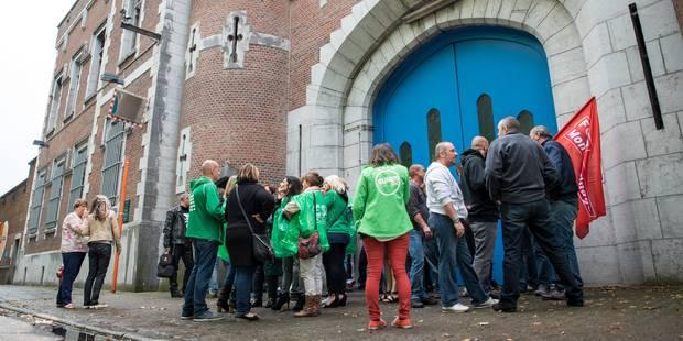 Prisons: reprise du travail à Huy et Ittre, pas à Mons - La DH