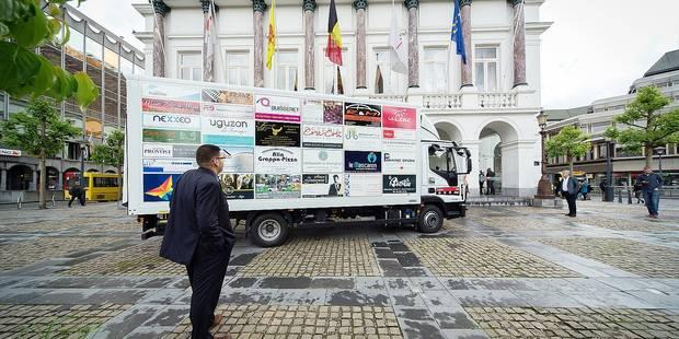 L'Opéra Royal de Wallonie-Liège aidé par les commerces - La DH