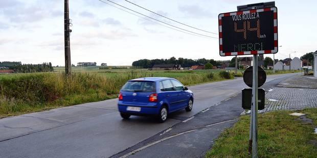 Pecq: 170 km/h au lieu de 50 km/h! - La DH