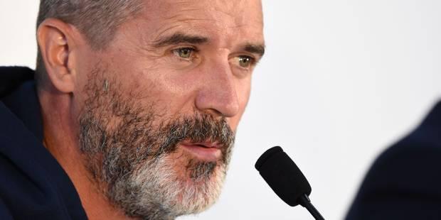 """Roy Keane: """"Si j'avais un coéquipier comme Eden Hazard ? Je lui mettrais des coups de pied !"""" - La DH"""