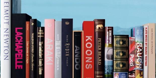 Les beaux livres Taschen à moitié prix ou plus - La DH