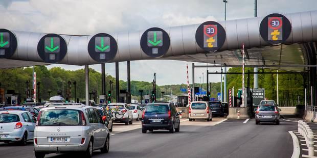 Les Belges s'arrêtent pour se reposer quand ils partent en vacances mais pas assez tôt - La DH