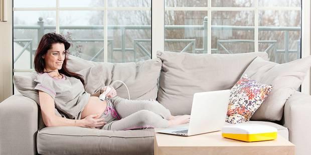 Attention aux échographies à domicile - La DH
