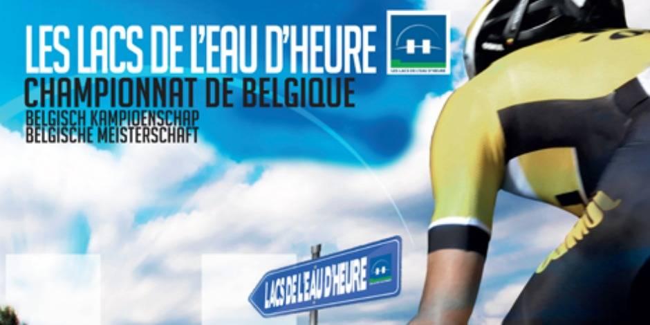 Concours: La DH invite ses abonnés en VIP aux Championnats de Belgique cyclistes sur route pour Hommes et Dames Elites a...