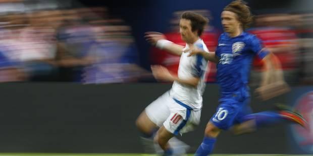 """""""Tournoi terminé"""" pour Rosicky, Modric sans doute forfait contre l'Espagne - La DH"""