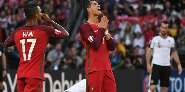 Cristiano Ronaldo et le Portugal se heurtent à leur manque de réalisme (0-0) - La DH