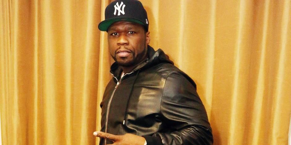 """50 Cent: """"Sans la musique, je serais dans un cimetière"""" - La DH"""