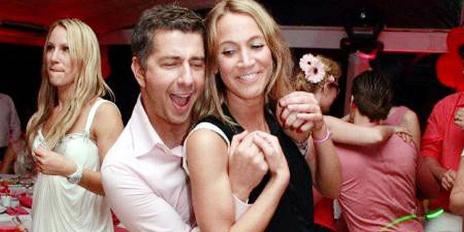 Jean-Michel Zecca s'est marié