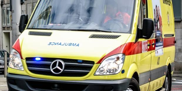 Grave collision frontale à Hennuyères: un petit garçon dans un état critique - La DH