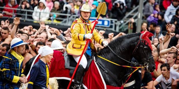 Rio, le cheval de Saint-Georges, terrassé par une colique foudroyante - La DH