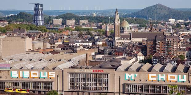 Charleroi attire les touristes - La DH
