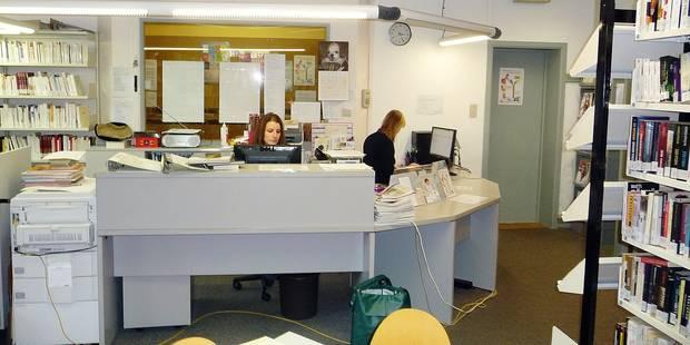 Molenbeek: une bibliothèque flambant neuve d'ici 2018 - La DH