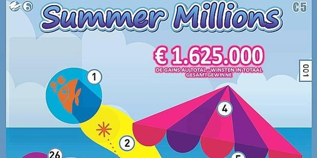 Loterie nationale: un été sous le signe de la chance - La DH