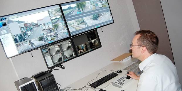 BW: un réseau de caméras sur l'ensemble de la Province - La DH