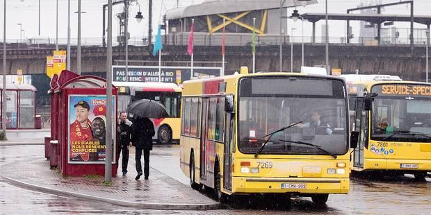 Charleroi: 85 bus hybrides pour le Tec - La DH