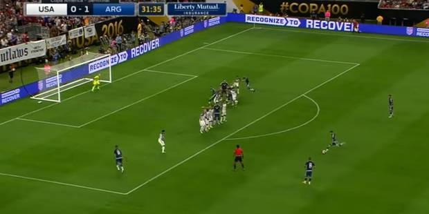 Copa America: le somptueux coup-franc de Lionel Messi ! (VIDEO) - La DH
