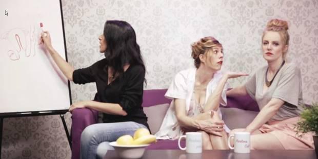 """""""Parlons peu, parlons cul !"""" aborde l'endométriose avec humour - La DH"""