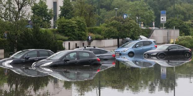 La Belgique touchée par les inondations: Le Brabant wallon particulièrement impacté (PHOTOS) - La DH