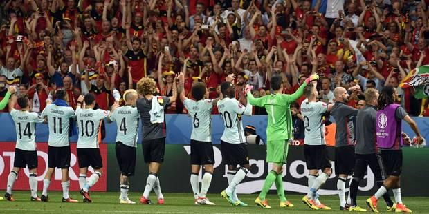 Euro 2016: à combien s'élèvent les primes des Diables rouges? - La DH