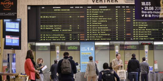Grève nationale: Charles Michel dénonce l'irresponsabilité des grévistes à l'aéroport de Bierset - La DH