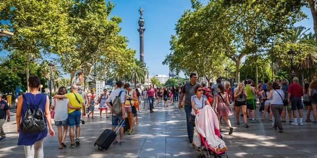 L'Espagne reste la destination vacances préférée des Belges - La DH