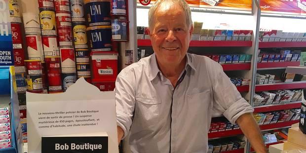 Bob le libraire chasse son braqueur à Schaerbeek - La DH