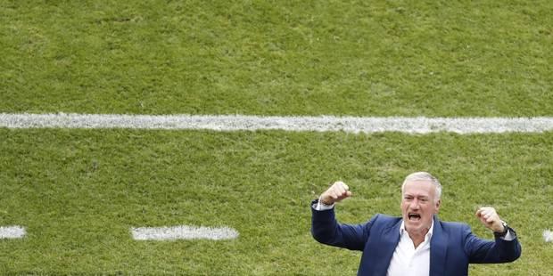"""Didier Deschamps: """"Parfois on est meilleur quand on met un peu de folie"""" - La DH"""