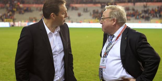 """De Keersmaecker: """"Le successeur de Wilmots ? Je ne dirais pas non à un étranger"""" - La DH"""