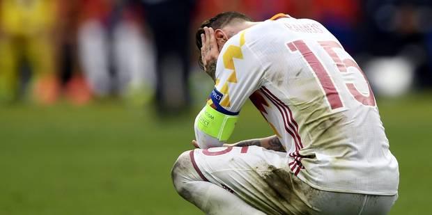 Espagne: maudit maillot blanc! - La DH