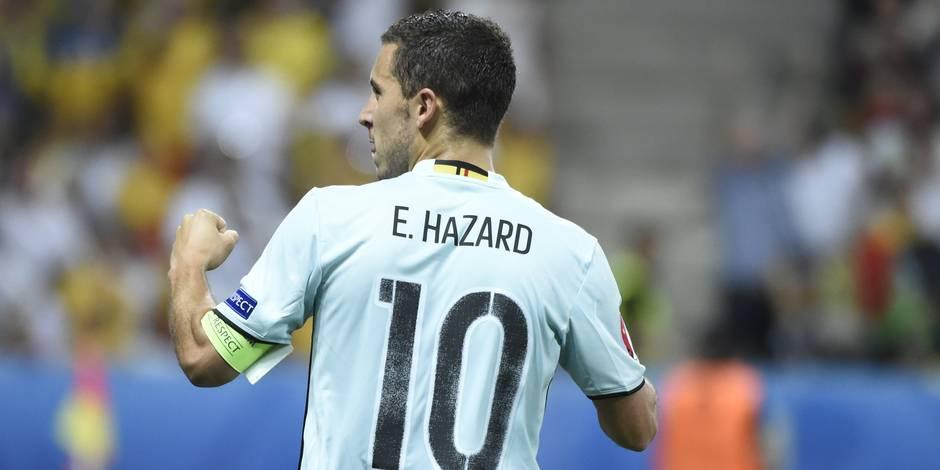 Belgique-pays de Galles: dix raisons de croire qu'Eden Hazard va le refaire