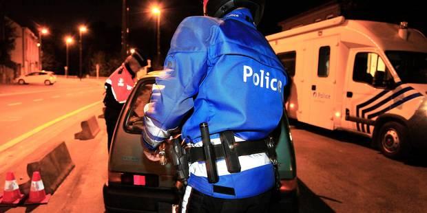 Plus de 5.000 conducteurs sous influence de drogue contr�l�s sur la route en 2015