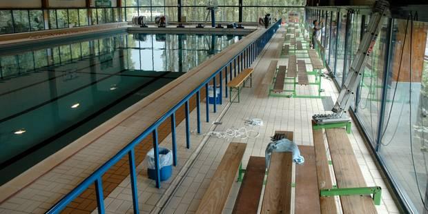 Prison avec sursis pour des caméras dans les vestiaires de la piscine de Nivelles - La DH