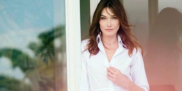 "Carla Bruni: ""J'aime les bâtards"" - La DH"
