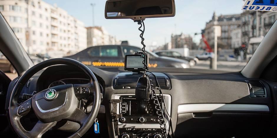 Bruxelles - Plan Taxi 2015-2019 - Pascal Smet