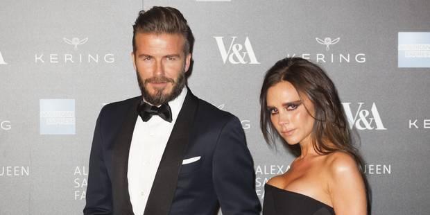 Quand les Beckham se souhaitent un joyeux anniversaire de mariage, ça fait rêver... - La DH