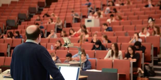 L'UCL et l'Université Saint-Louis de Bruxelles envisagent une fusion - La DH