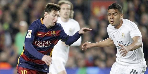 Le Real, le Barça et 5 autres clubs de Liga sommés par l'UE de mettre la main au portefeuille - La DH
