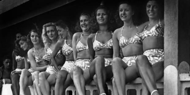Le bikini f�te ses 70 ans !